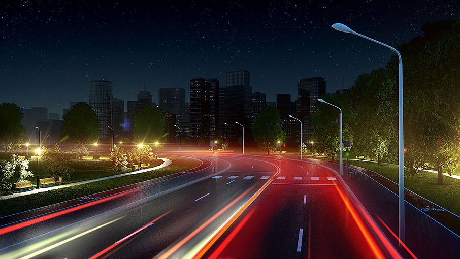 Citylight Street Lighting Interactive Animation