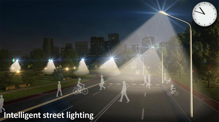 Citylight Street Lighting Interactive Animation ...