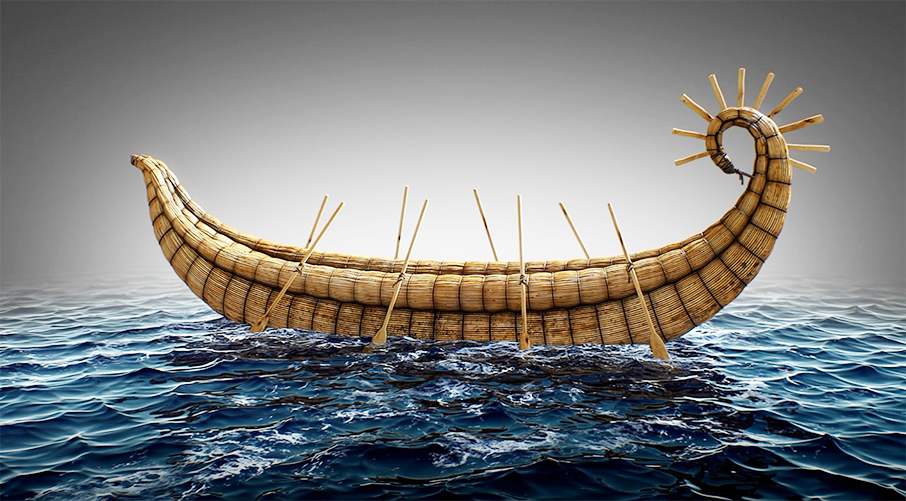 Reconstruction of Prehistoric Boats